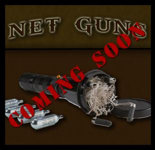 Net Guns